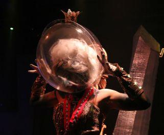 La reine de la soirée - Crédit photo : Passion MTL
