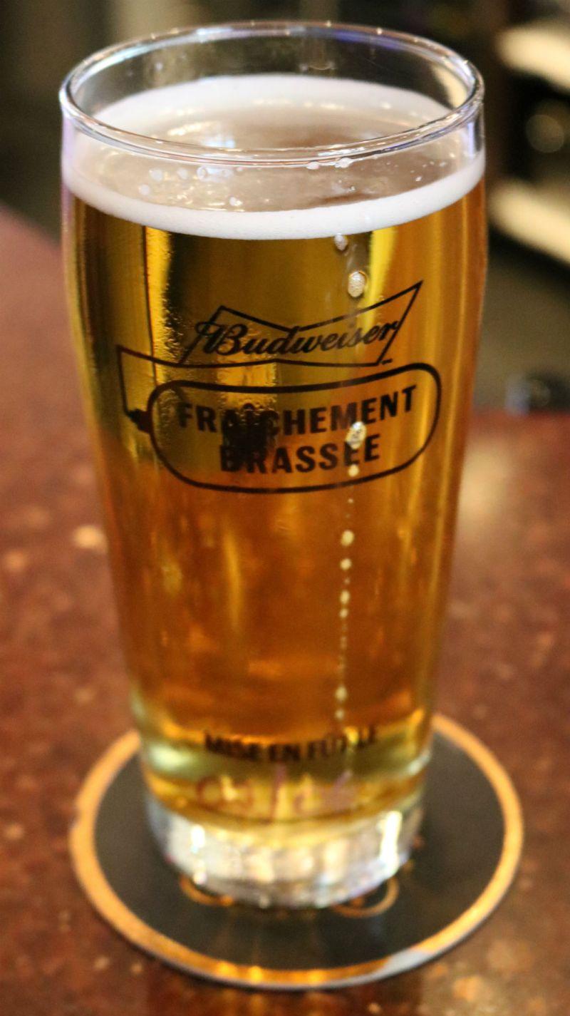 Bière, Budweiser, Budweiser Fraîchement Brassée, Fraîchement Brassée, bière fraîche