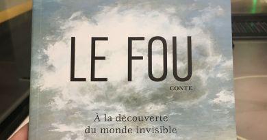 Le Fou de Lucie Mandeville : une belle lecture pour le métro!