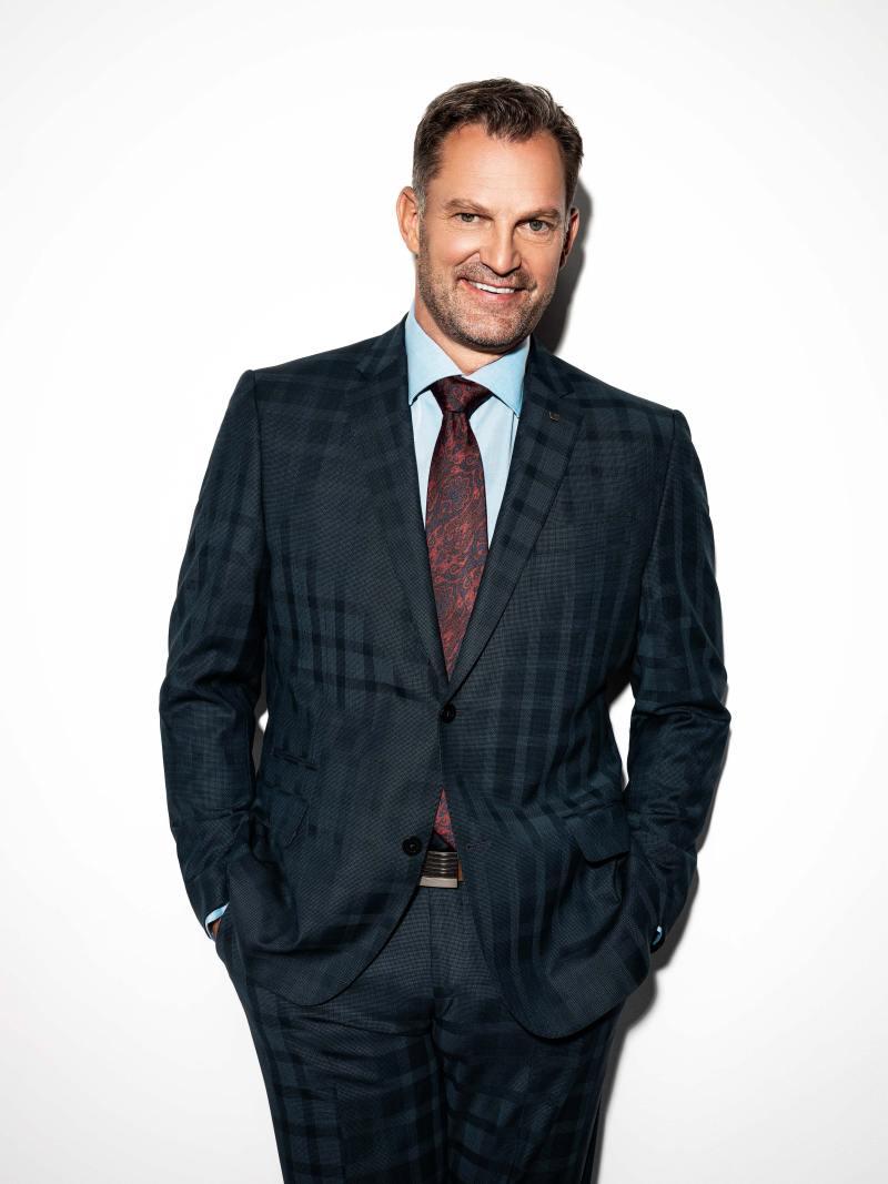 Vincent d'Amérique - Kirk Muller (Assistant entraîneur pour les Canadiens de Montréal)