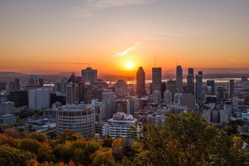 Montréal, par Yannick Légaré