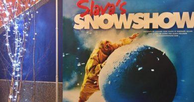Le Slava's Snowshow prend d'assaut et d'émotions le Saint-Denis