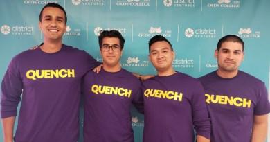 Quench deviendra votre meilleur ami lors de vos sorties à Montréal!