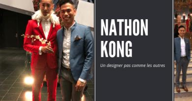 Mode montréalaise : les œuvres d'art de Nathon Kong