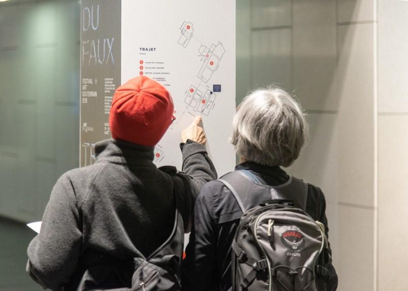 photo festival Pierre-Luc Daoust visiteurs