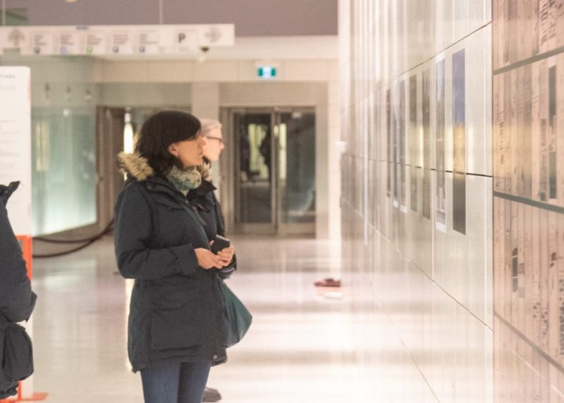 photo femme regard oeuvres artistiques Pierre-Luc Daoust