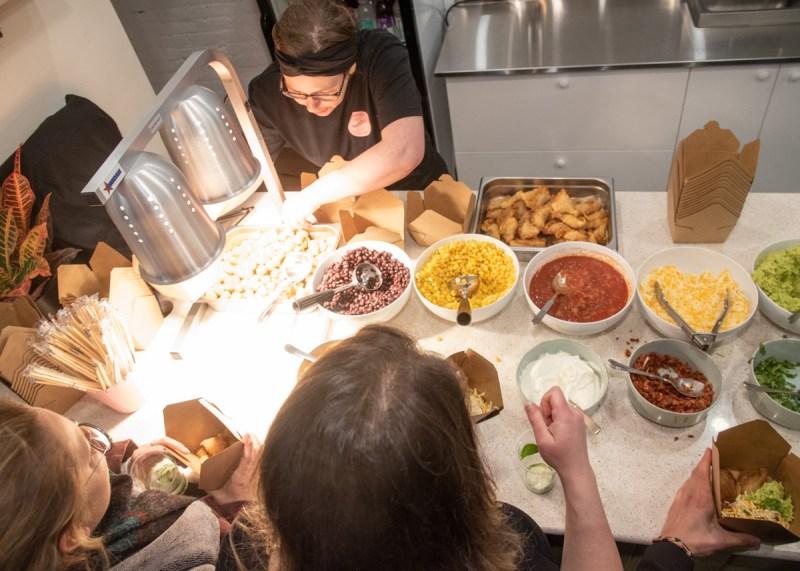 Comptoir Sushi à la maison photo Pierre-Luc Daoust atelier de dumplings