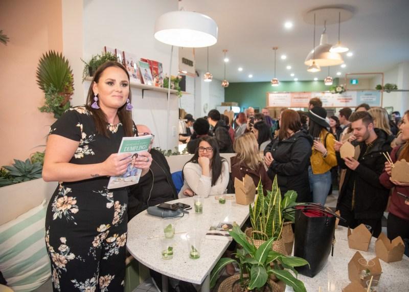 Catch Communications lancement livre Comptoir Sushi à la maison photo Pierre-Luc Daoust