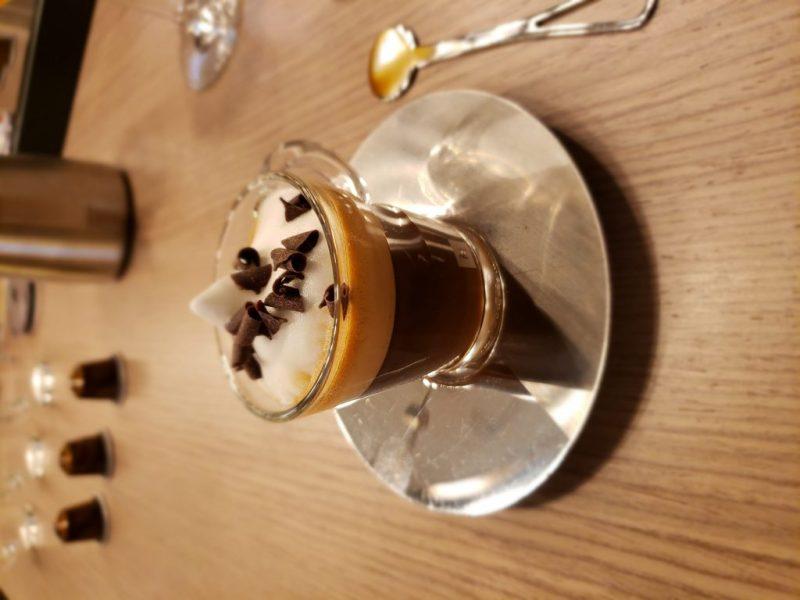 nespresso chocolat