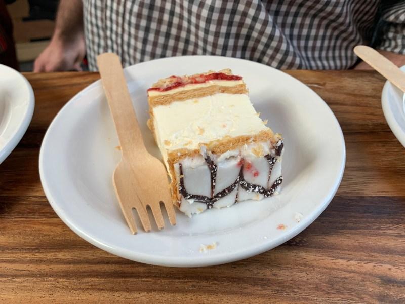 La Cage - menu estival - dessert Passion MTL