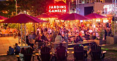 Les Jardins Gamelin vous invitent à son cabaret