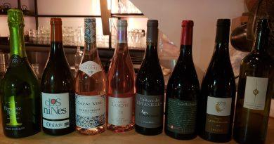Les Vins du Languedoc sont parfaits pour vos soirées d'été