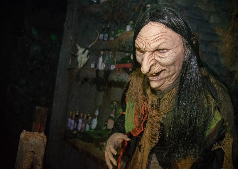Foire de l'horreur masque