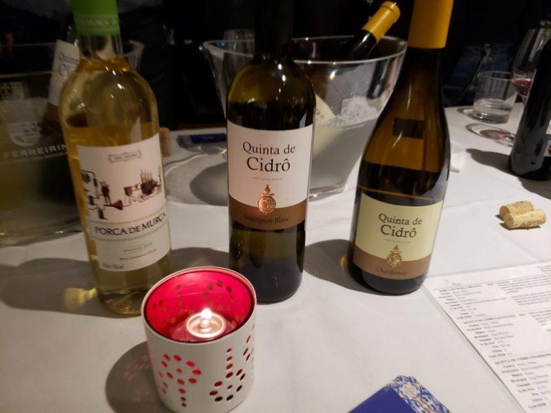 Vins Portugais - dégustation