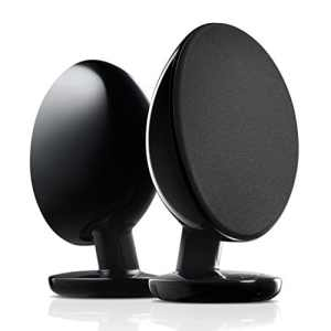 KEF EGG Wireless Digital Music System – Black