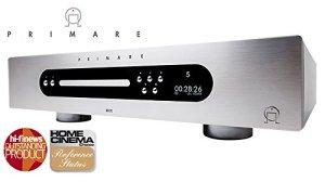 Primare BD32MKII Multiformat lecteur Blu-Ray/CD/SACD (Titanium)