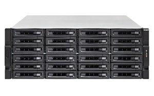 QNAP ec2480u SAS-R2Rack RP c70-c-16g 24bay SAS 12g