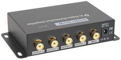 Amplificateur 4 sorties vidéo Composite