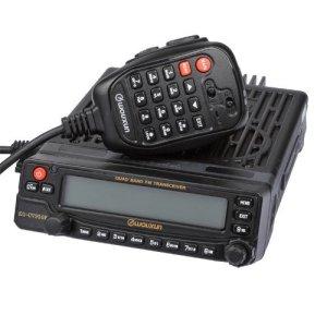 Wouxun KG-UV950-P Qual Croix Band Autoradio mobile répéteur 70cm / 2/6 / 10-11m 50W