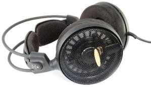 Audio-Technica AD1000 Noir Circumaural Bandeau casque – Casques (Circum-aural, Bandeau, Avec fil, 5-40000 Hz, 3 m, Noir)