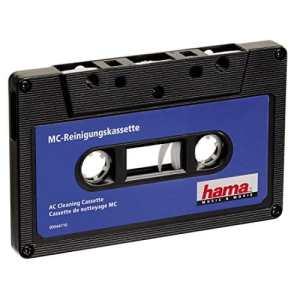 Hama 44710 Accessoire audio/vidéo Cassette de nettoyage Pour lecteur de cassettes audio