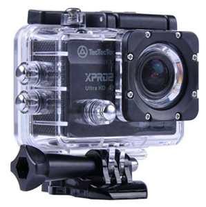 [Nouveau] TecTecTec XPRO2 Caméra Sport 4K Ultra HD Wifi – Camera étanche 16 Mp – Noire