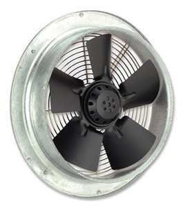 Ventilateurs–Ventilateur Axial–Axial 200mm 230V 375M3/H 52dBA–w4s200-ca02–02