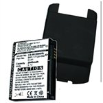 Replacement battery for Blackberry Storm 9500, Storm 9530