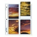 Impression de fichiers d'archivage pages Photo Peut contenir huit Impressions 8,9x 12,7cm, Lot de 25