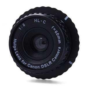 bidyn (TM) hl-c Holga Objectif simple Objectif pour Canon EOS 650D 50D 40D 400D 450D T2i T1i dc519