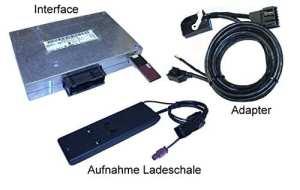 Kufatec Weber Kit de modification Alt sur Bluetooth Neuf complet