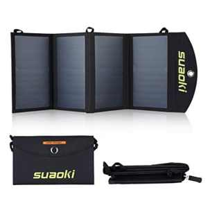 SUAOKI Chargeur Solaire