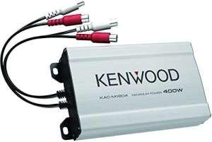 Kenwood KAC M1804 Amplificateur Noir