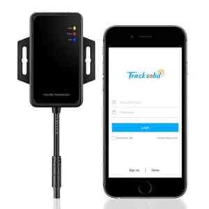 Micodus GPS Tracker Voiture, véhicule de Voiture GPS Tracker Appareil de Suivi, G/M² GPS Locator en Temps réel Tracker de Fils avec Relais pour Voiture Auto véhicule Moto Scooter