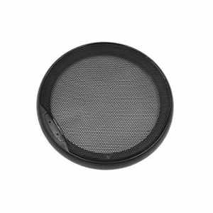 sourcingmap® 6.6″ Woofer Audio Noir Mesh Caisson Cover Protector Grill pour Auto Voiture