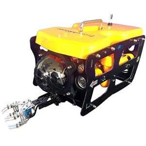 ThorRobotics Underwater Drone 110ROV Underwater Robot Camera with Mechanical Arm and Ground Station Type3.Wire & Arm & Ground Station Version