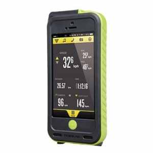 Topeak Weatherproof RideCase iPhone5 PowerPack Hal