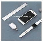 UGREEN Chargeur Portable Compatible Apple Watch 44mm 42mm 40mm 38mm iWatch Station de Charge MFI Certifié Compatible Apple Watch Series 4 3 2 1, Apple Watch Sport Nike Plus Hermes Edition