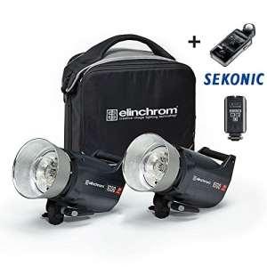 Elinchrom BRX 500/500to Go Softbox INCL. Sekonic l-478dr-el