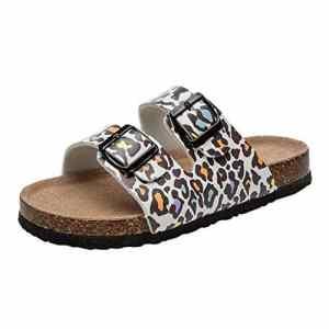 Saihui_Women's Shoes , Sandales Compensées Femme – Blanc – Blanc, 36 EU