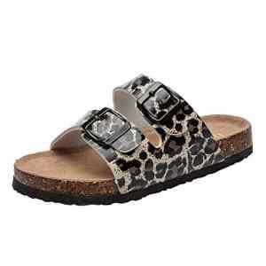 Saihui_Women's Shoes , Sandales Compensées Femme – Noir – Noir, 39 EU