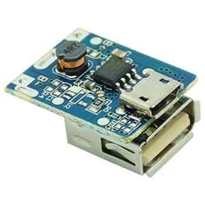 TOOGOO 5V 1A Module d'alimentation élévateur Li-Po Li-ION Lithium Batterie Protection Conseil De Charge Booster Convertisseur Micro- USB DIY Chargeur 134N3P