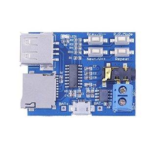hrph TF carte U disque MP3Décodeur Amplificateur Module Board MP3MP3Lecteur MP3