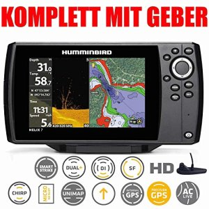 Humminbird Helix 7Chirp GPS Di G2Down Imaging Echolot Combo Lave-vaisselle Montage