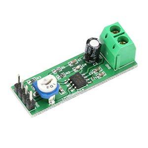 Ningbao Multimètre 2 LM386 Super Mini 200X Modules de Carte d'amplificateur de Puissance Mono Channel Electronic DIY Audio Amplify Volume Adjustable