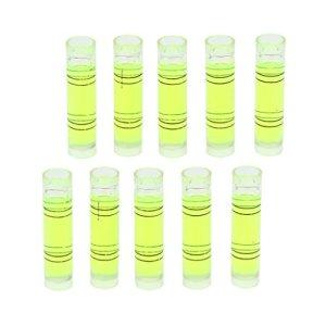 Almencla Niveau De Mesure De Précision De Niveau Acrylique Rectangle – cylindrique