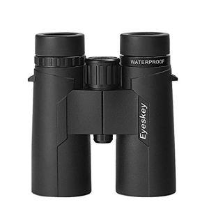 FELICIPP Jumelles compactes d'observation des Oiseaux de télescope Compact, télescope Anti-buée imperméable pour Le Tourisme de Plein air voyageant Le Jeu de Chasse (Size : 8X42)