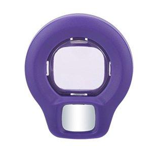 TOOGOO(R) Auto-Portrait Miroir Gros Plan l'Objectif pour Fujifilm Instax Mini8s Mini8 -Violet