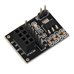 Carte de Plaque d'Adaptateur de Prise pour Module de Transmission sans Fil NRF24L01 + à 8 Broches Directement connecté à la Carte système