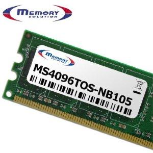 4go mémoire pour Toshiba – Tecra M10-Series